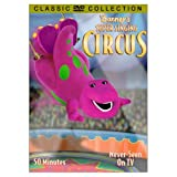NEW Barney's Super Singing Circus