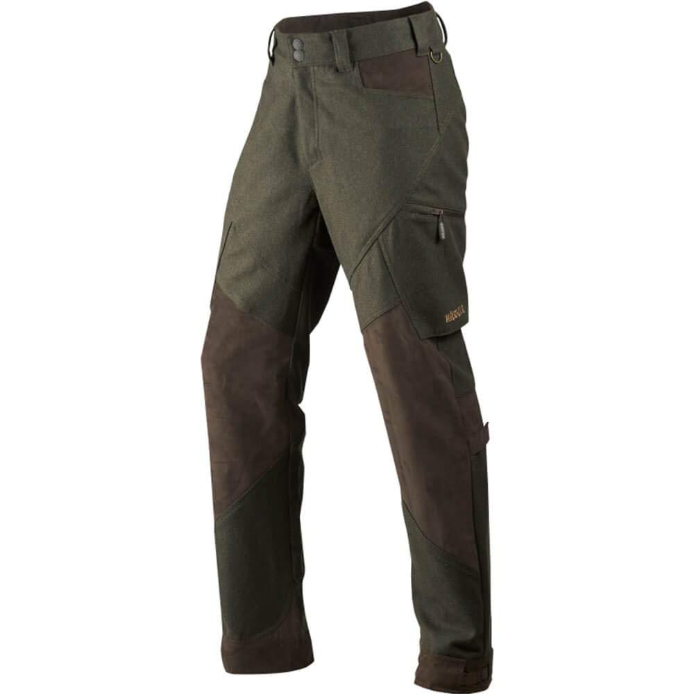 Harkila Metso Actif Pantalon Saule Vert/Ombre Marron
