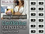 Breast Enlargement Augmentation Enhancement Creams Growth Boosters, with Phytocelltec Apple Stem Cells ! Females , Males , Shemales , Transvestites , Transgender (12 Bella Blooms! (Great Sale !))