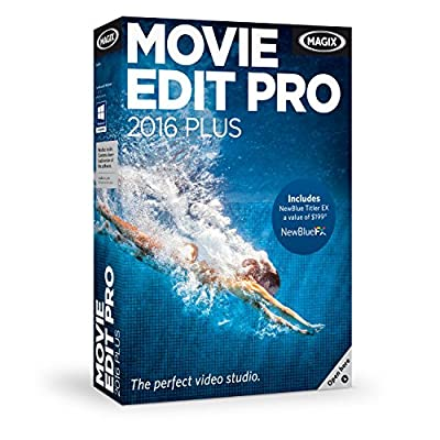 MAGIX Movie Edit Pro 2016 Plus Twister Parent
