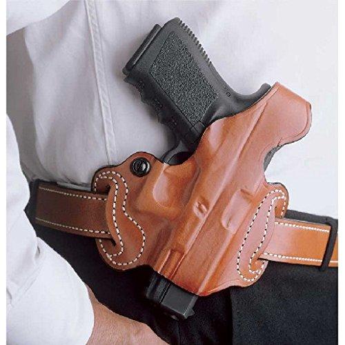 (Desantis Thumb Break Mini Slide Holster For Glock 17 Left Hand Black)