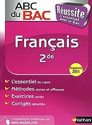 ABC du BAC Réussite Français 2de