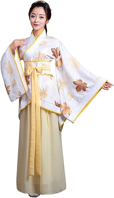 Xingsiyue Chino Antiguo Tradicional Hanfu Disfraz Etapa de ...