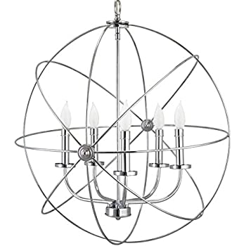 Lalula Chandeliers Orb Chandelier Three Light Pendant Lighting
