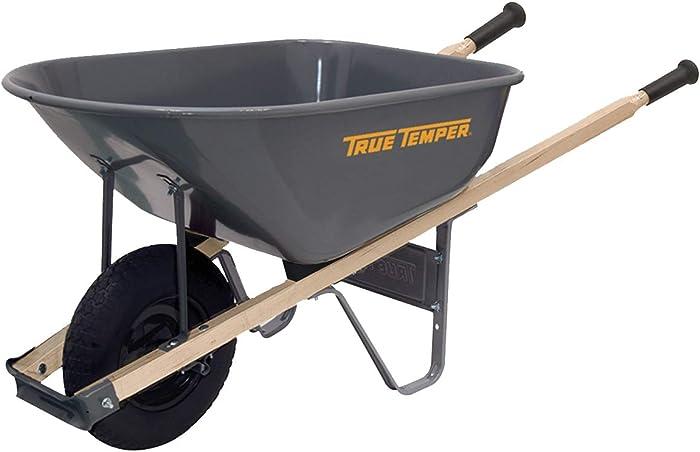 Top 10 Ames Total Control 5 Cuft Garden Cart