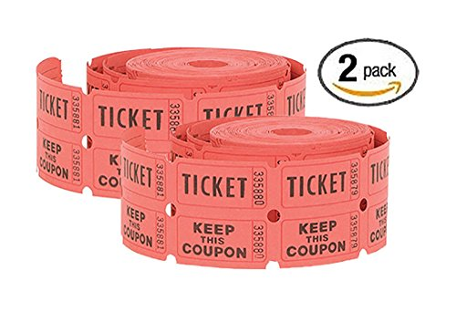 1000 raffle tickets - 5