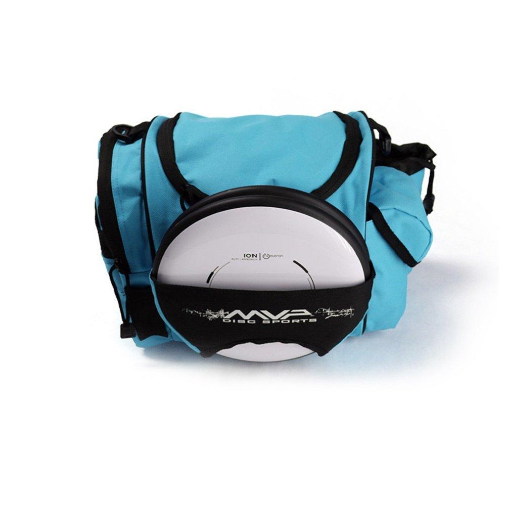 MVP Disc Sports MVP Beaker Competition Disc Golf Bag - Teal by MVP Disc Sports
