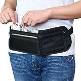 World Pride Running Travel Pouch Zipped Waist Bum Money Belt Bag Security Money Passport Ticket
