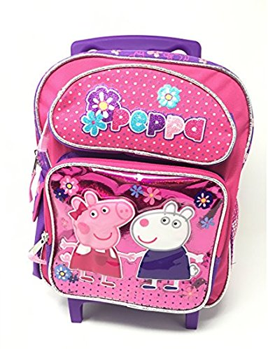 Backpack Rolling Friends (Peppa Pig With Friends 12