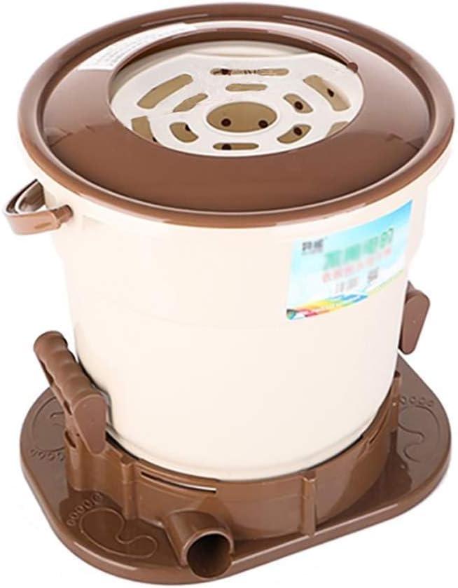 WCY Lavadoras Secadora de Escritorio Que no Sean eléctricos y secadores rotativos/Portable de la Mano Manual de Ropa de la máquina Lavadora/Apartamentos compactos Mostrador Secadora yqaae