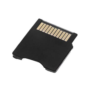 Meiqqm - Adaptador de Tarjeta de Memoria TF/Micro SD SDHC a ...