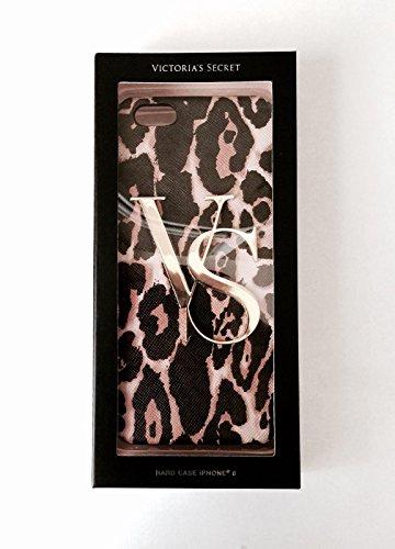 Victoria's Secret Leopard Cheetah Gold Vs Logo Iphone 6 Hard Case Cover