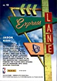2019-20 Donruss Optic Express Lane Holo #18 Jason