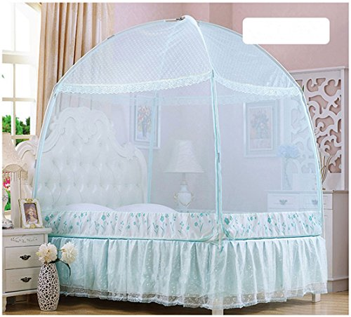 CdyBox Princess Mosquito Net Bed Tent Canopy Curtains