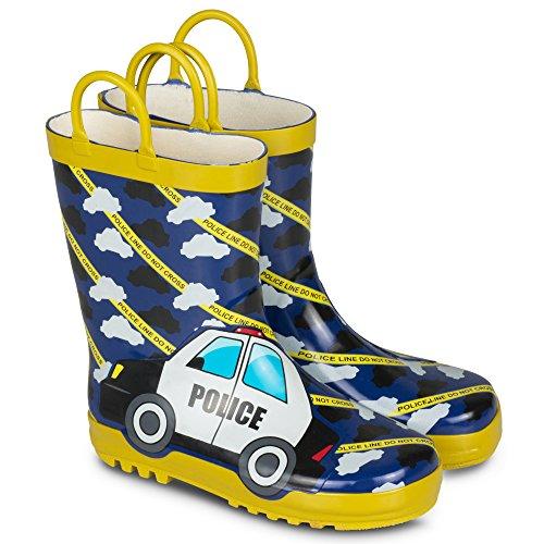 Chilipop-Kids-Rainboots-Fun-Prints-Easy-On-Handles-for-LittleBig-Kids