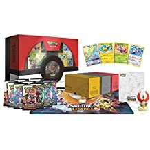 Pokemon TCG 80333 Shining Legends Super-Premium Collection featuring Ho-Oh