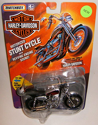 Harley-Davidson Motorized Stunt Cycle FXR Low Rider - Lowrider Pull
