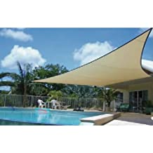 Algreen Products 6010 10-Feet by 10-Feet Triangle Sun Screen