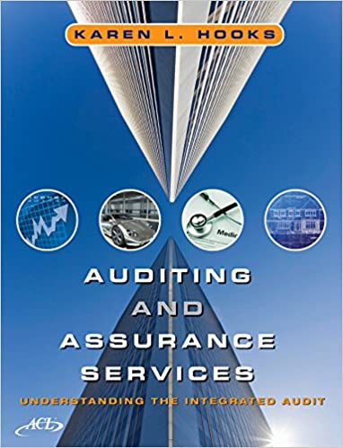Auditing And Assurance Services Understanding The