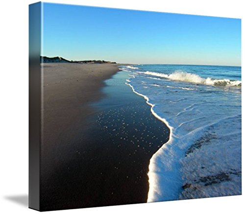 Imagekind Wall Art Print entitled Nauset Beach (Orleans, Cape Cod) by Christopher Seufert | 10 x 8
