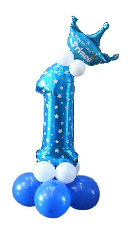Koala Superstore Globos de Columna Fiesta de cumpleaños para ...