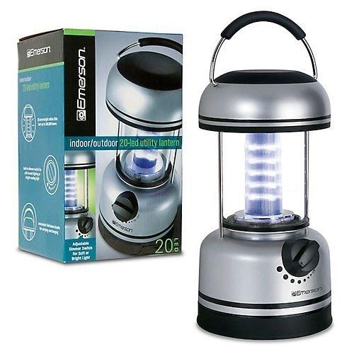 Emerson 20 LED Lantern, Outdoor Stuffs