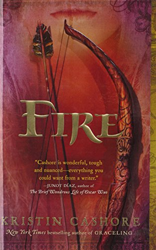 book cover of Fire