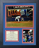 "Legends Never Die ""Nolan Ryan 300th Win Framed Photo Collage, 11 x 14-Inch"