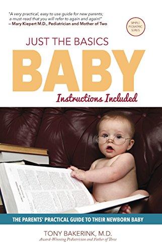 amazon com just the basics baby the parents practical guide to rh amazon com Black Newborn Babies New Born Baby Cartoon