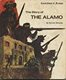 Front cover for the book The Story of the Alamo by Norman Richards