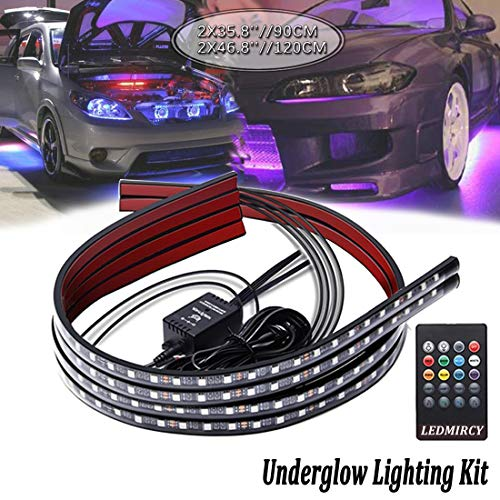car led lights underbody - 5
