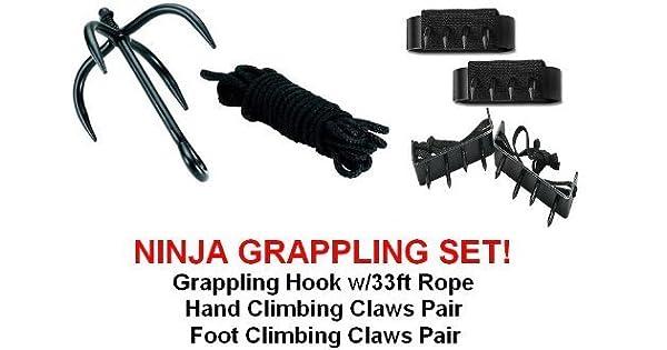 Amazon.com: SuperKnife Ninja - Juego de ganchos para ...
