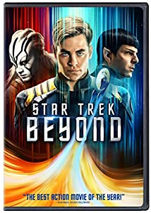 amazoncom star trek beyond dvd chris pine zachary