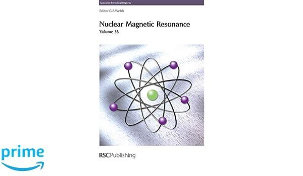 Nuclear Magnetic Resonance, Vol. 35