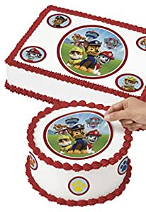 Wilton 710-7910 PAW Patrol Edible Images Cake Decorating Kit, Multicolor(2 kits)