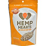 Manitoba Harvest Natural Hemp Hearts - Case of 12-2 oz