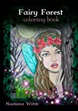 fairy forest coloring book