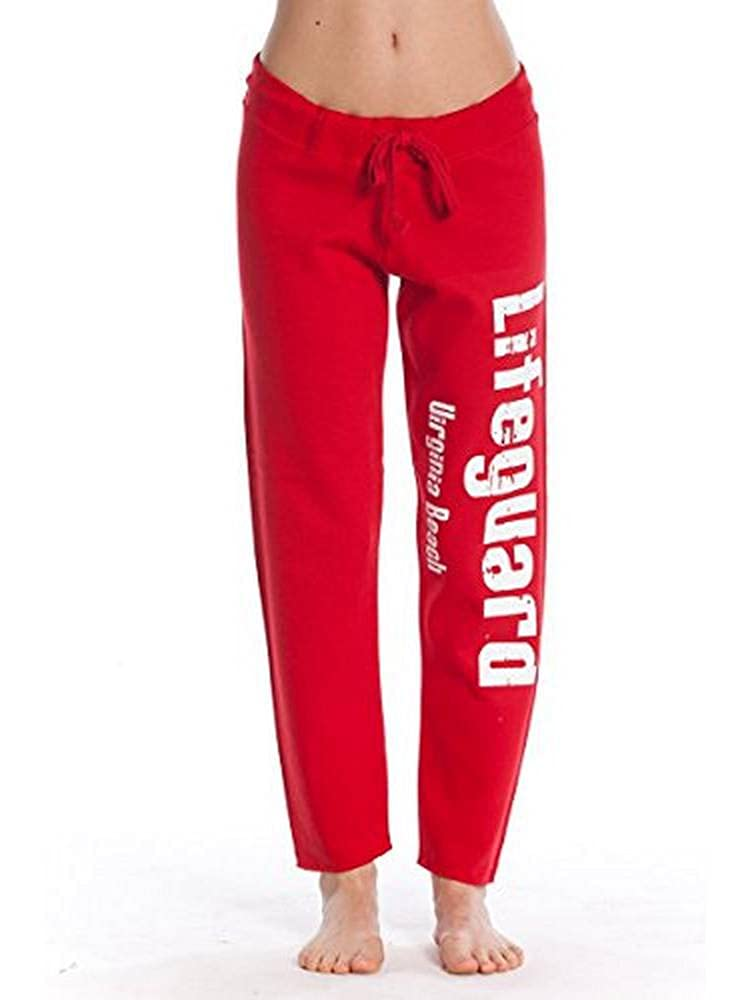 LIFEGUARD Official Girls Distressed-Print Capri Sweatpants LG-417-112