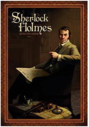 Edge Entertainment - Sherlock Holmes: Detective Asesor: Vv.Aa.: Amazon.es: Juguetes y juegos