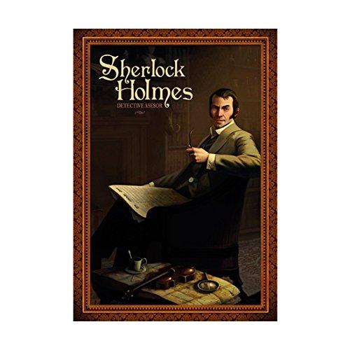 Sherlock Holmes: Detective Asesor - Juego de mesa