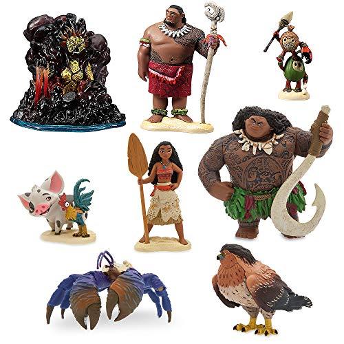 Disney Moana Figure Play Set 6 Pieces