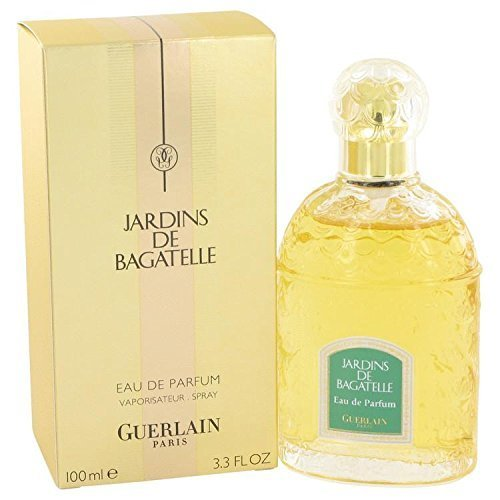 Jardins De Bagatelle by Guerlain Eau De Parfum Spray 3.4 oz for Women - 100% Authentic ()
