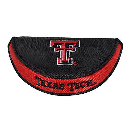 Team Effort Texas Tech Red Raiders Mallet Putter - Putter Tech Cover