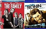The Family & Ronin Robert De Niro Blu Ray Set