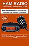Read Ham Radio Technician Class License Exam: Pass Your Amateur Radio Technician Class with these test questions and answers PDF