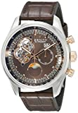 Zenith Men's 5121614047.75C El primero Analog Display Swiss Automatic Brown Watch