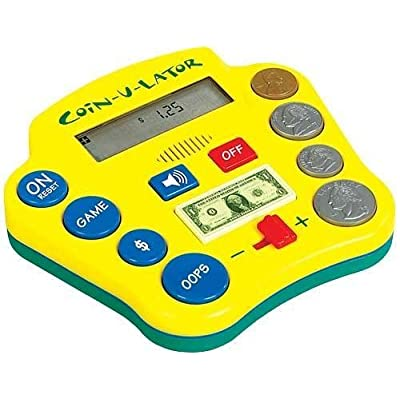 Coin-U-Lator: Toys & Games
