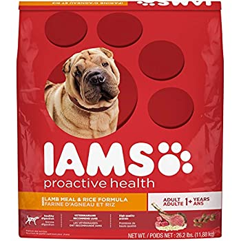 Iams Lamb And Rice Dog Food Reviews