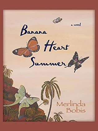 book cover of Banana Heart Summer