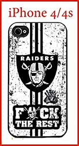 iphone covers Oakland Raiders Iphone 6 4.7 Case Hard Silicone Case